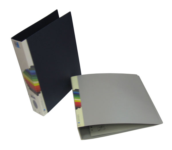375- Ring Binder,2-D Ring With Stopper, 25mm